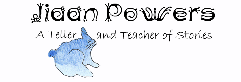 Jiaan Powers- A Teacher and Teller of Stories