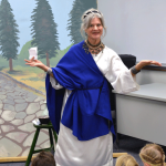 Ancient Civilization was the 2013 theme for the Covenant School's living history day.
